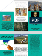 Folleto Inca