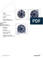 Axial Fans FE Series