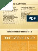 Texto Unico Ordenado Del Decreto Legislativo Nº 728