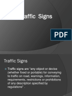 2- Traffic Signs