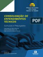 TCEMT Consolidacao de Entedimentos Tecnicos 8ed Digital