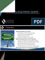 2019-03 Monthly Housing Market Webinar