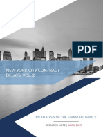 SeaChange Capital Partners on NYC contracts