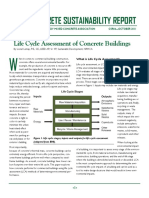 CSR04 - Life Cycle Assessment of Concrete Buildings