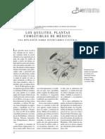 Bye, R. y E. Linares. Los quelites, plantas comestibles- Conabio.pdf