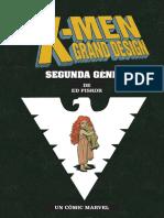 La Gran Novela de la Patrulla-X 2. Segunda génesis