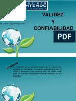 Confiabilidad Validez Cruz Bernardo