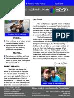 newsletter 2019 04