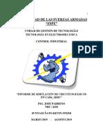 Informe de Simulacion en CADe_SIMU