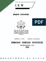 Hebrew Basic Course