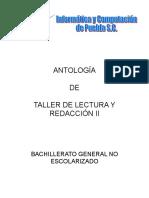 Antologia de Redaccion 2