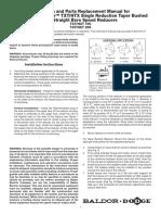 Efecto de Selladores a Base de Silicon en Equipos PDF