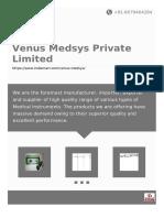 Venus Medsys Private limited