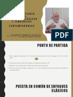 Trabajo y Teoría Social RRTT 2019