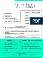 case study 1 pager