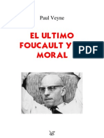 6546908 Paul Veyne El Ultimo Foucault y Su Moral