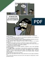 6º ano - Leia tirinha - linguagem verbal e não-verbl.doc