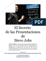 El Secreto de Las Presentaciones de Steve Jobs