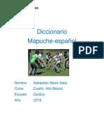 Diccionario Sebastian Saez