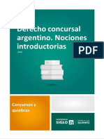 Derecho Concursal Argentino - Nociones introductorias.pdf