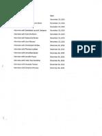 Correspondence Robeson Investigation 2015