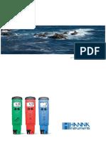 Testers-medidor de pH