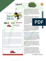 Canada's Top 5 Telecom Companies Social Media Marketing Report