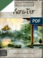 Areas de Kara-Tur