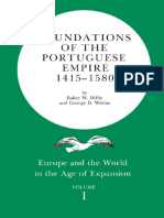 [Europe and the World in the Age of Expansion] Bailey W. Diffie, George Winius - Foundations of the Portuguese Empire, 1415-1580 (1977, University of Minnesota Press).pdf