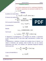 TURBOMAQUINAS PROBLEMAS RESUELTOS DE TURBINAS FRANCIS Y KAPLAN-2018-II.doc