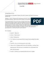 christys lesson plan template