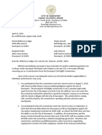 04152019 Civil Rights Commissioner Letter
