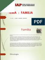 tarea   CLIS  DE FAMILIA.pptx