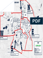 2019 Stadium Parking Map