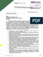 Ley de reforma constitucional que modifica los artículos 191 y 194 de la Constitución sobre el periodo de mandato regional y municipal