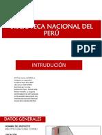 Biblioteca Nacional - Perù