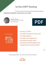 Understanding the Basics of Ospf