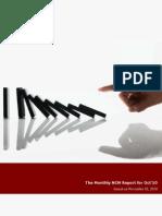 Monthly NCM Report for Oct 2010 - Proshare