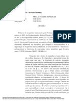 Alexandre de Moraes nega solicitação de Dodge