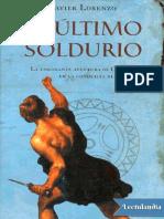 El ultimo soldurio - Javier Lorenzo.pdf