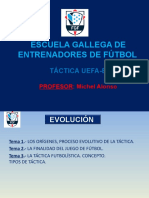 Uefa-B tactica michel.ppt
