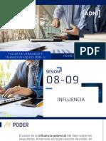 08 - 09 Influencia