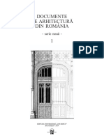 Documente de arhitectura din Romania Serie noua vol. 1.pdf