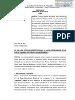 Casacion 4579-2015 Lima