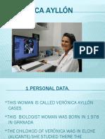 Verónica Ayllón Cases Year 6