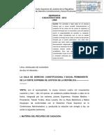 Casacion 4943-2015 Lima