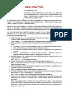 Derecho Civil Sucesiones- 1er CASO PRACTICO (1