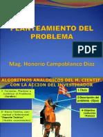 Planteam Del Problema (VALE) -3ra Clase[1]
