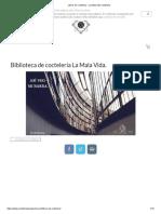Libros de Cocteleria - La Mala Vida cocteleria.pdf