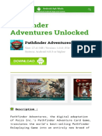 Pathfinder Adventures Unlocked Android Apk Mods